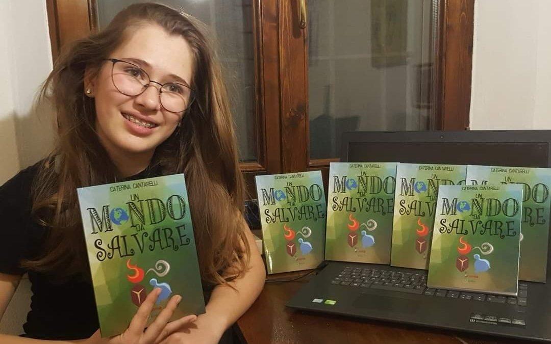 Un mondo da salvare – Intervista a Caterina, la nostra giovanissima scrittrice